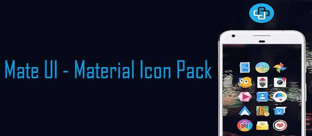 Mate UI - Material Icon Pack v1.68 APK