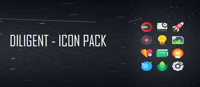 DILIGENT - ICON PACK v2.1.1 APK