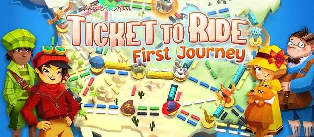 Ticket to Ride: First Journey v0.3.27 APK