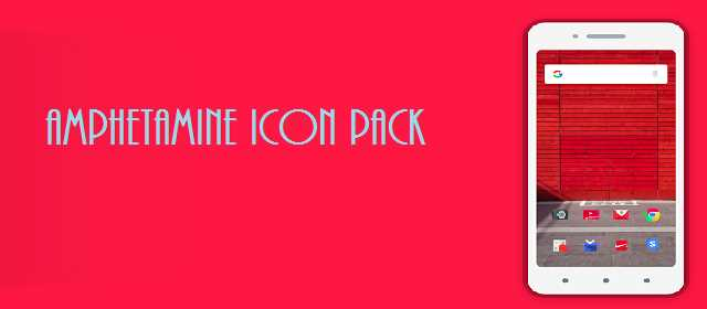 Amphetamine - Icon Pack Apk