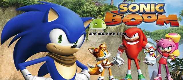 Sonic Dash 2: Sonic Boom Apk