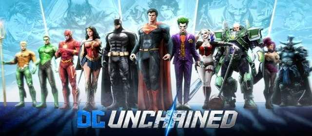 DC: UNCHAINED v1.0.64 APK