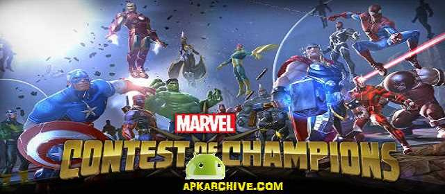 Marvel Contest of Champions v20.0.1 Mod APK