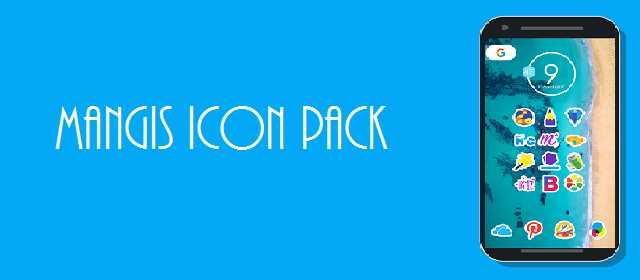 Mangis Icon Pack Apk
