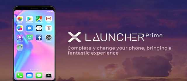 X Launcher Prime: With IOS Style Theme & No Ads v1.7.5 APK