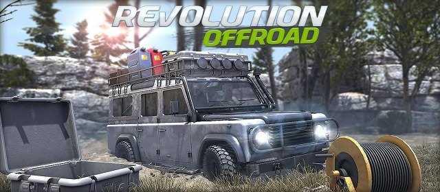 Revolution Offroad : Spin Simulation v1.1.1 Mod APK