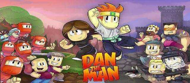 Dan The Man Apk