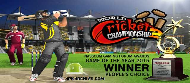 World Cricket Championship 2 v2.8.8.2 [Mod] APK
