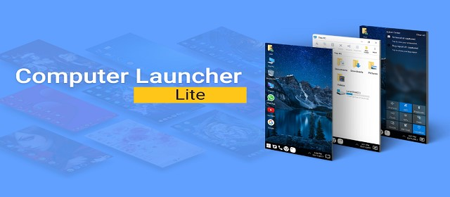 Computer Launcher Lite – Win 10 Style [Unlocked] v1.8 APK