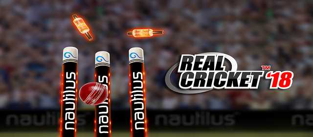 Real Cricket™ 18 Apk