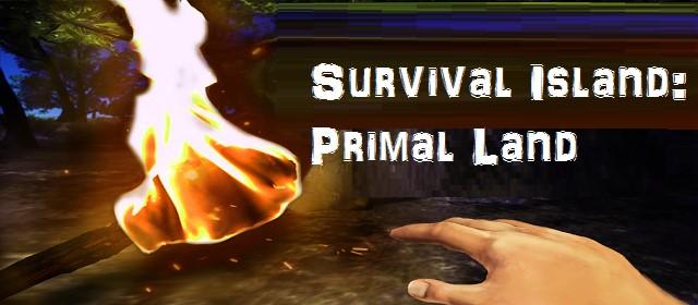 Survival Island: Primal Land v1.5 Mod APK