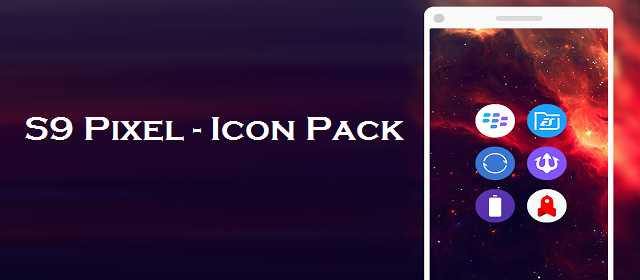 S9 Pixel – Icon Pack v1.7.0 APK