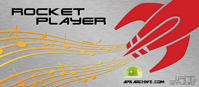 Rocket Music Player Premium v5.2.34 APK