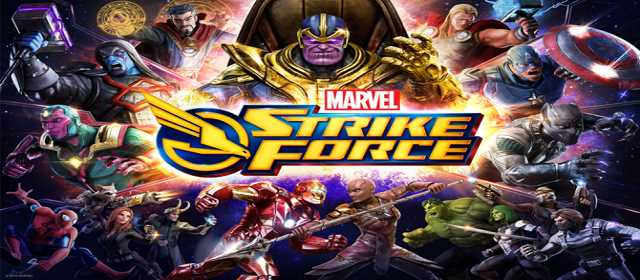 MARVEL Strike Force v3.0.0 Mod APK