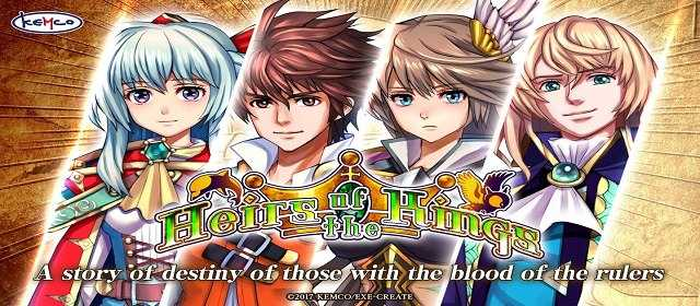 Heirs of the Kings Premium Apk