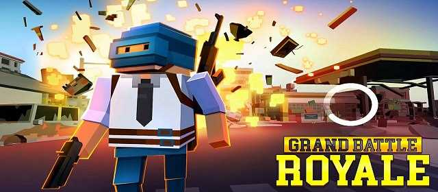 Grand Battle Royale: Pixel War v3.3.7 Mod APK