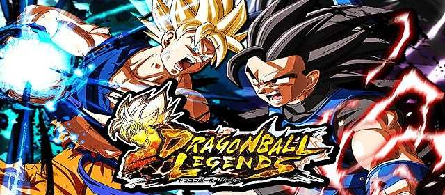 DRAGON BALLLEGENDS Apk