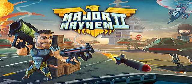 Major Mayhem 2 v1.03.2018042016 Mod APK