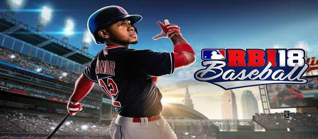 R.B.I. Baseball 18 Apk