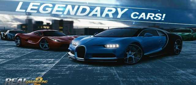 Real Car Parking 2 v2.01 Mod APK