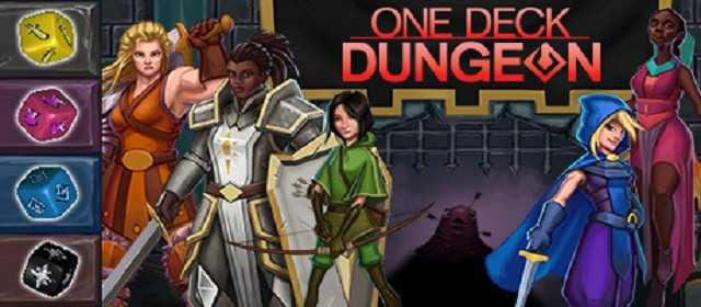 One Deck Dungeon v1.3.1 APK