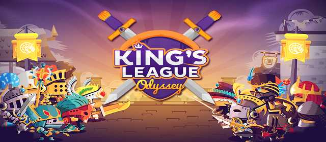 King's League: Odyssey v1.1.1 APK