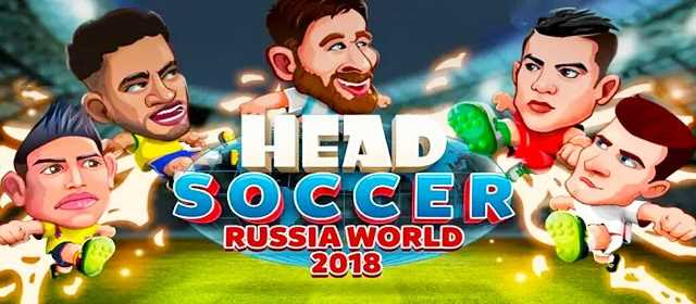 Head Soccer Russia Cup 2018 Apk