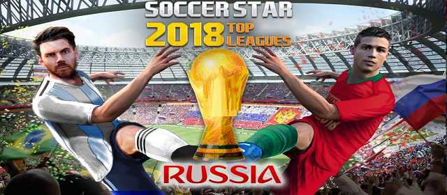 Soccer Star 2018 Top Leagues v1.3.3 [Mod] APK