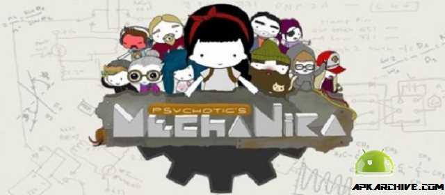 MechaNika Apk