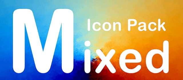 MIXED - ICON PACK Apk