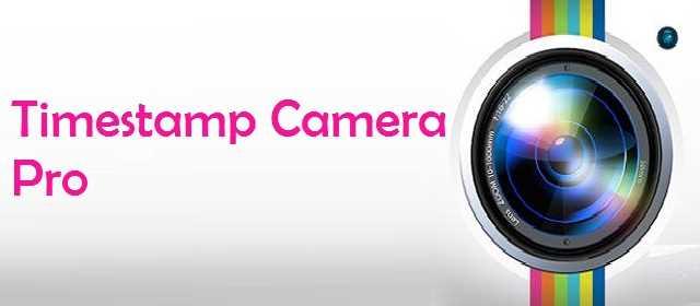 Timestamp Camera Pro v1.9.2 APK