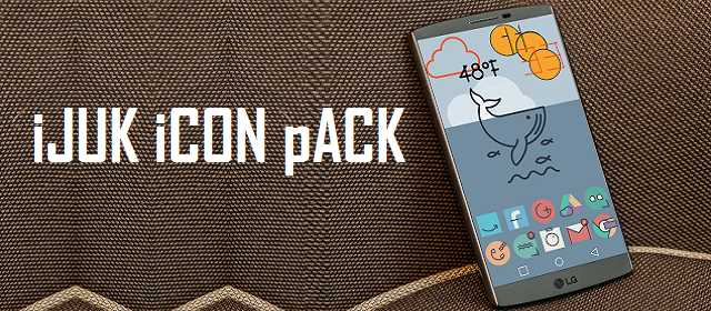 iJUK iCON PACK v4.2 APK