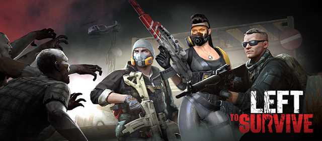Left to Survive v3.2.2 [Mod] APK