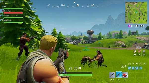 Fortnite Screenshot Image