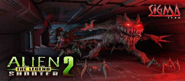 Alien Shooter 2 - The Legend Apk