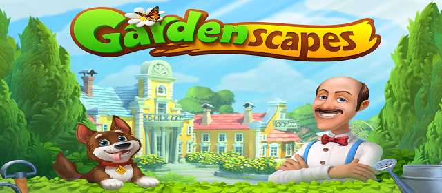 Gardenscapes - New Acres Apk