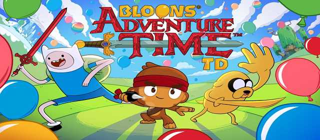 Bloons Adventure Time TD Apk