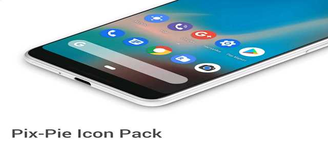 Pix-Pie Icon Pack v10 APK
