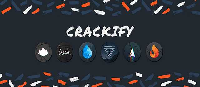 Crackify Pixel - Icon Pack Apk