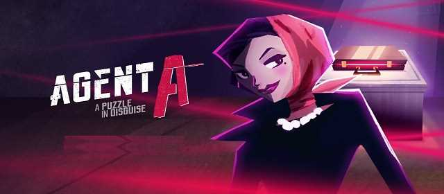 Agent A: A puzzle in disguise v4.8.2 APK