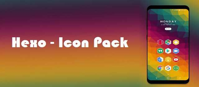 Hexo - Icon Pack Apk