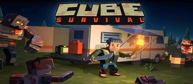 Cube Survival Story Apk