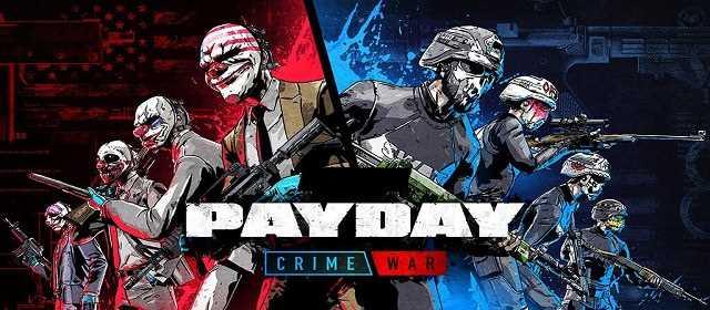 PAYDAY: Crime War Apk