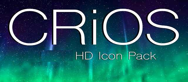 CRiOS X - ICON PACK v11.1 APK