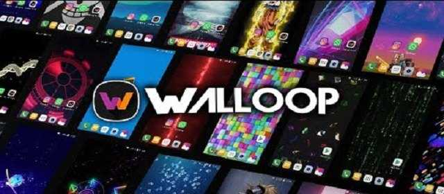 Wallpapers & Live Backgrounds WALLOOP™ Premium v8.7 APK