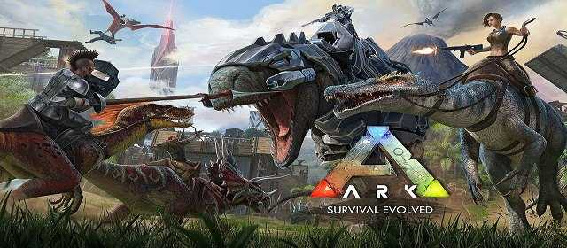 ARK: Survival Evolved v1.0.101 Mod APK
