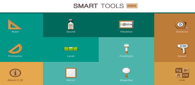 Smart Tools mini Apk