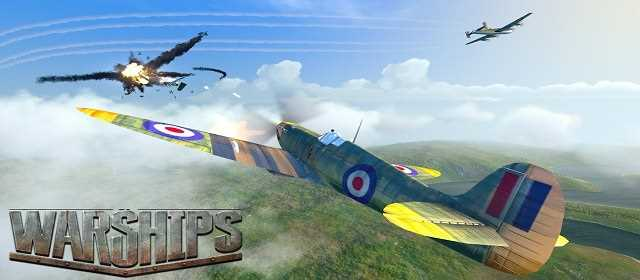 Warplanes: WW2 Dogfight v1.4 MOD APK