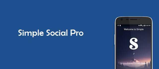 Simple Social Pro Apk