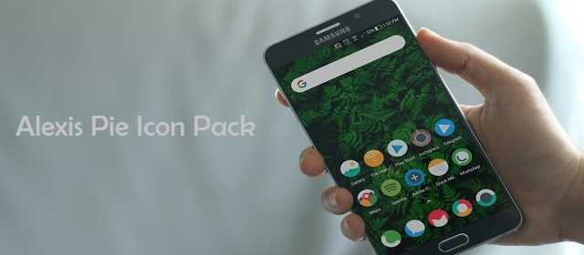 Alexis Pie Icon Pack Apk